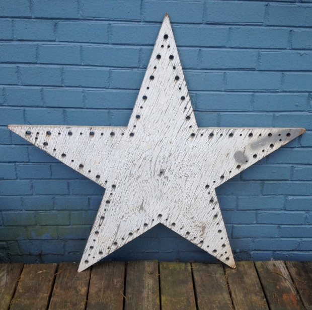The Star as it was.